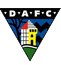 Dunfermline Athletic Badge