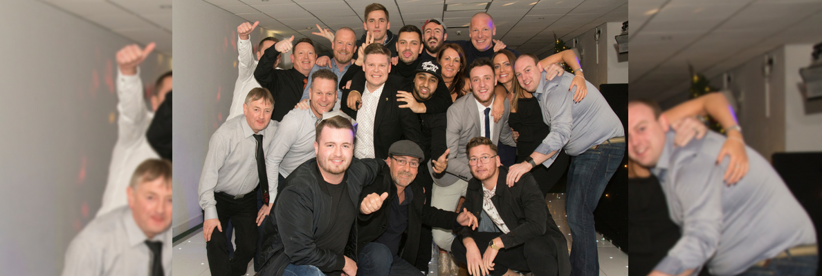 CHRISTMAS PARTY NIGHTS PROVING POPULAR