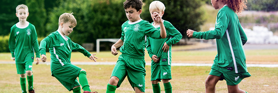 HIBERNIAN COMMUNITY FOUNDATION SUMMER CAMPS AVAILABLE TO BOOK