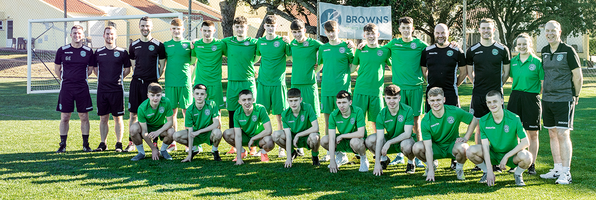 EUROPEAN EXPERIENCE FOR HIBS KIDS