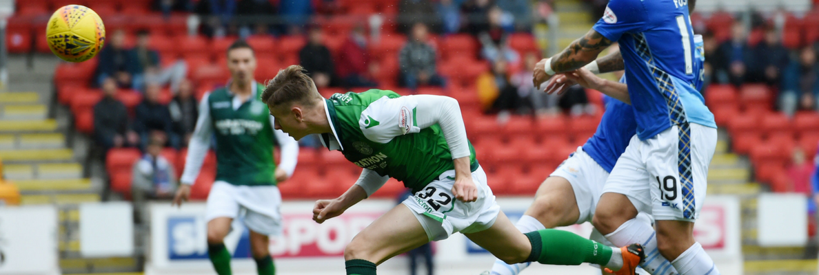 MATCH REPORT | ST JOHNSTONE 1-1 HIBERNIAN