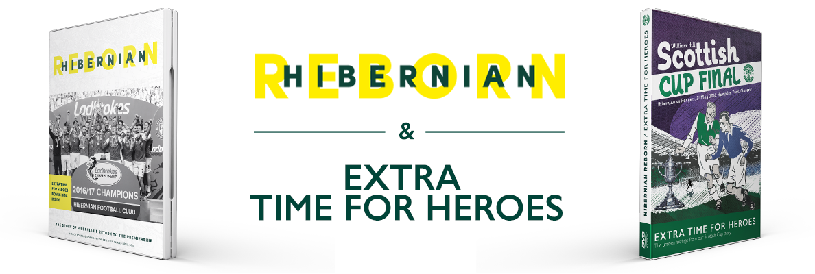 HIBERNIAN REBORN AND EXTRA TIME FOR HEROES AVAILABLE IN CLUBSTORE