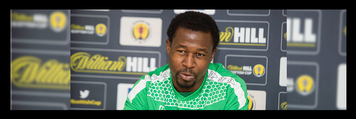 EFE AMBROSE ONLY FOCUSING ON WINNING ON SUNDAY