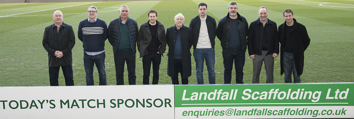 SPONSORSHIP PACKAGES AVAILABLE FOR 2018/19 SEASON