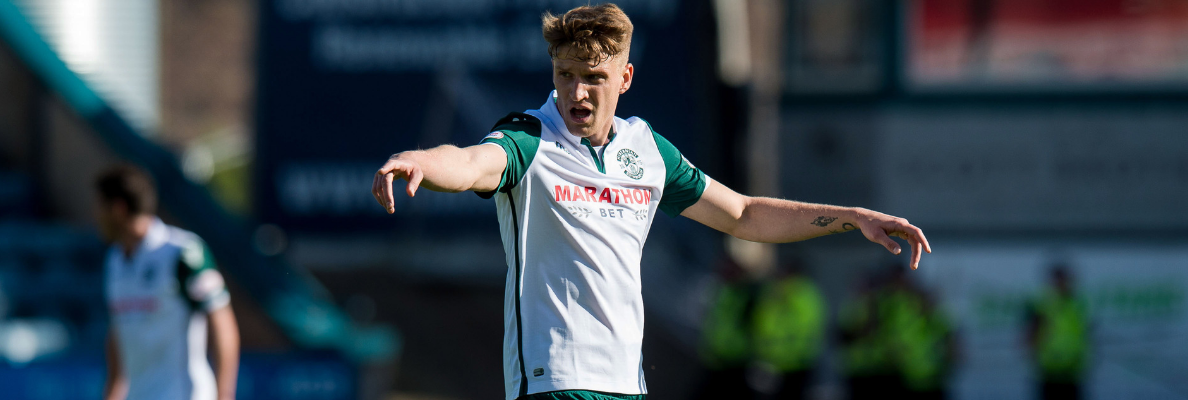 INTERNATIONAL ROUND-UP   THREE HIBERNIAN PLAYERS FEATURE OVER THE WEEKEND