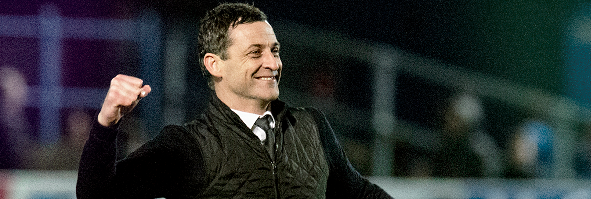 JACK ROSS CONFIRMED AS HEAD COACH