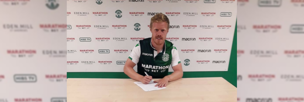 HORGAN SIGNS ON A THREE YEAR DEAL