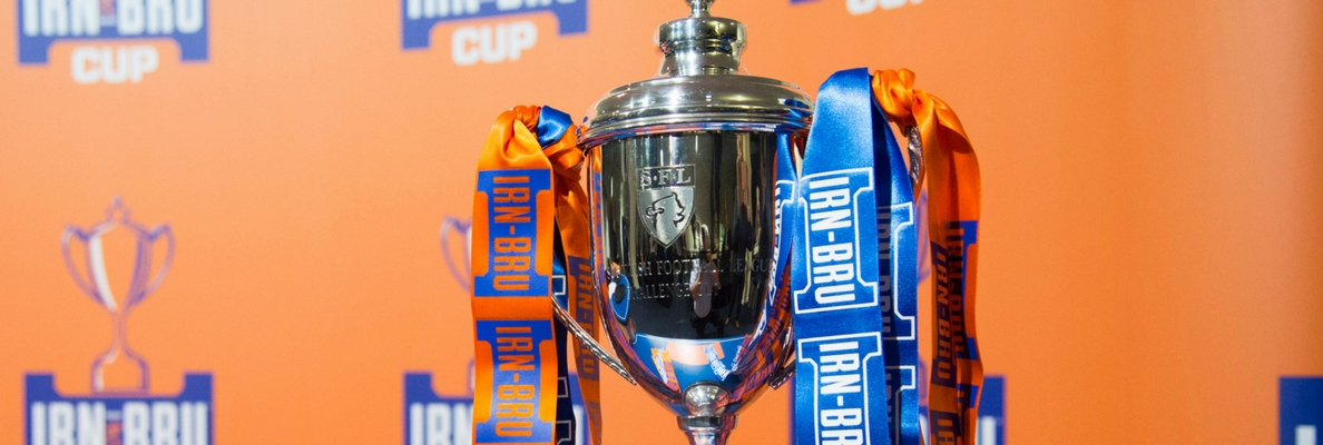 IRN-BRU CUP TIE DATE CONFIRMED