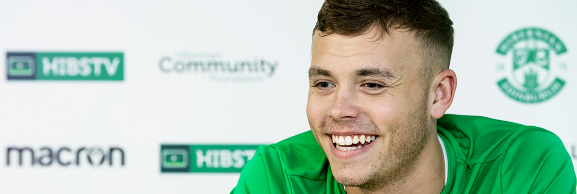 WHAT HIBS MEANS TO ME | RYAN PORTEOUS