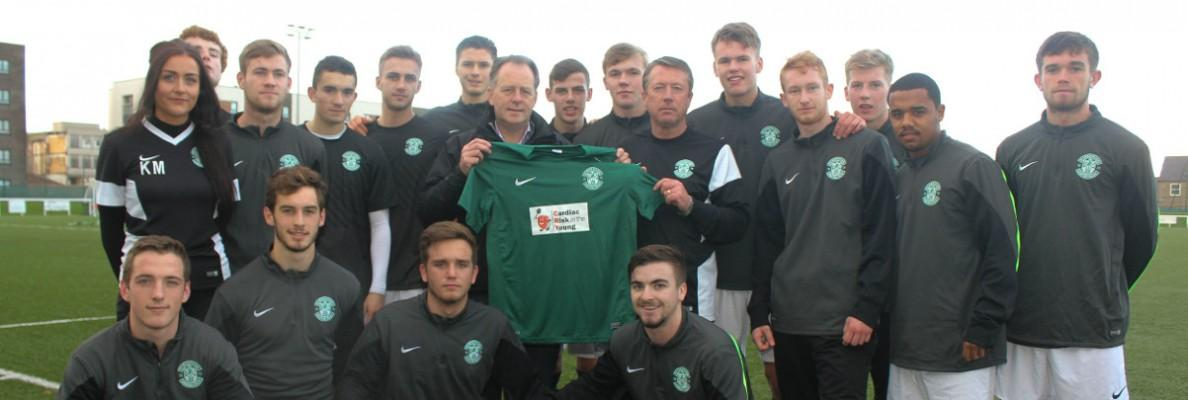 CRY SPONSORS UNDER-20S TEAM