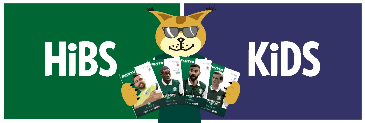HIBS KIDS: DESIGN THE PROGRAMME COVER!