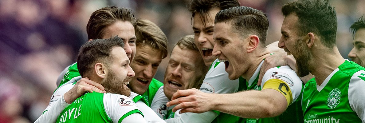 UPDATED | HIBS TV FREE TO SEASON TICKET HOLDERS