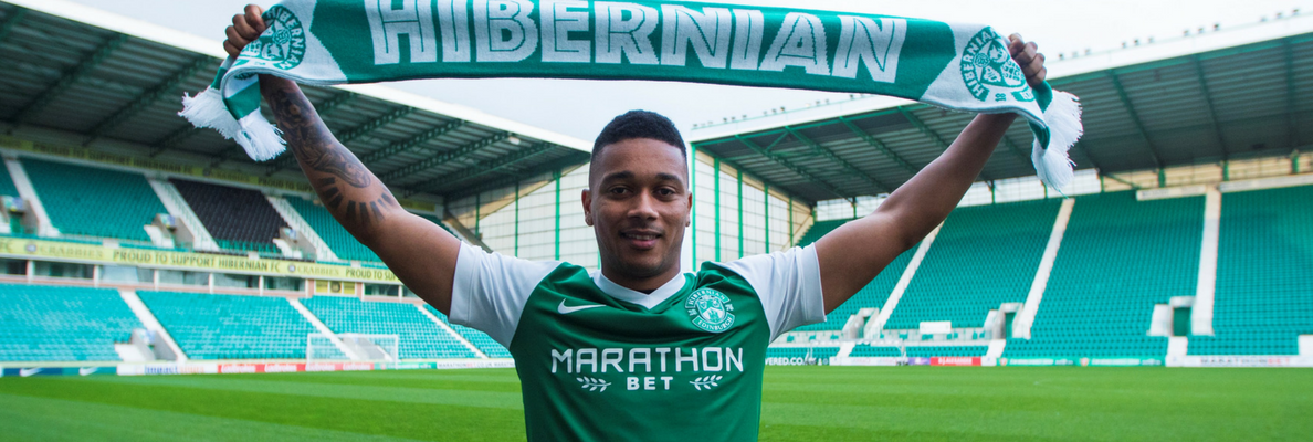 CHRIS HUMPHREY JOINS HIBERNIAN