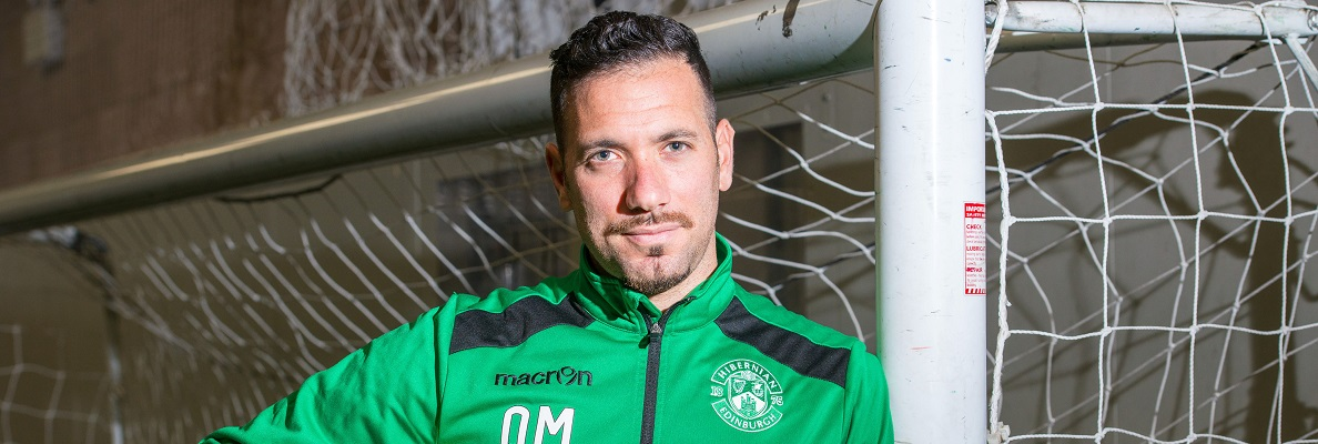 OFIR MARCIANO READY TO PROVE HIMSELF TO THE MANAGER