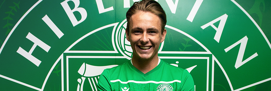 SCOTT ALLAN: I FEEL AT HOME HERE