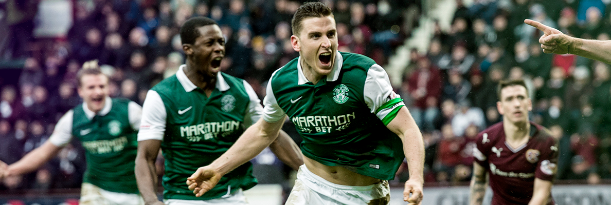 WHAT HIBS MEANS TO ME | PAUL HANLON