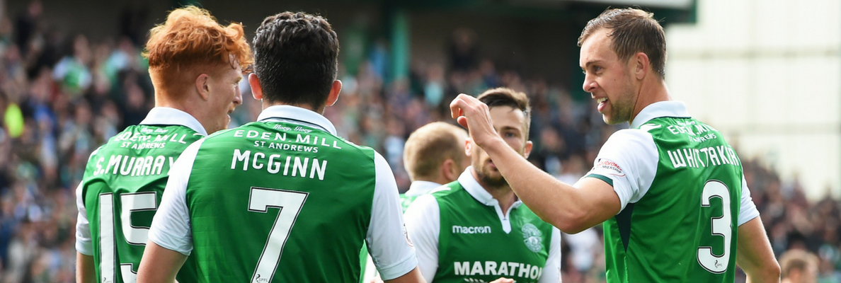 OPENING DAYS | HIBERNIAN 3-1 PARTICK THISTLE (2017)