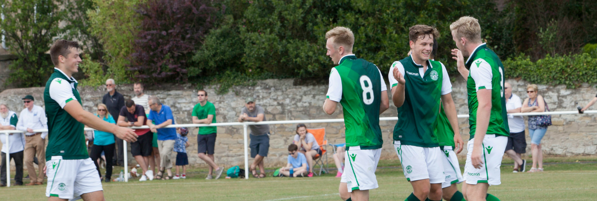 MATCH REPORT | COLDSTREAM 0-5 HIBERNIAN XI