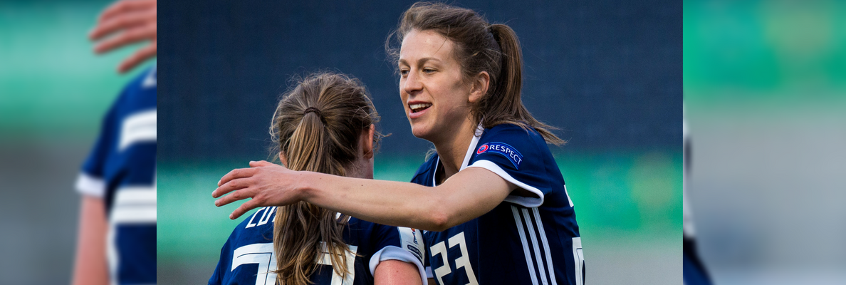 ARNOT ASSISTS IN SCOTLAND'S COMEBACK VICTORY