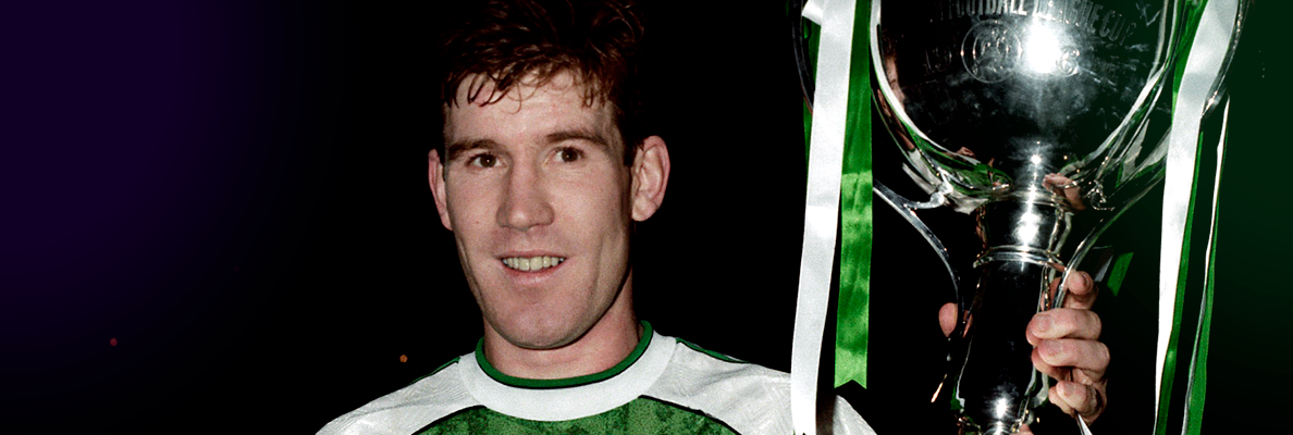 WHAT HIBS MEANS TO ME | KEITH WRIGHT
