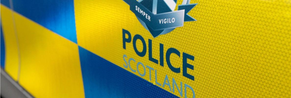 MESSAGE FROM POLICE SCOTLAND