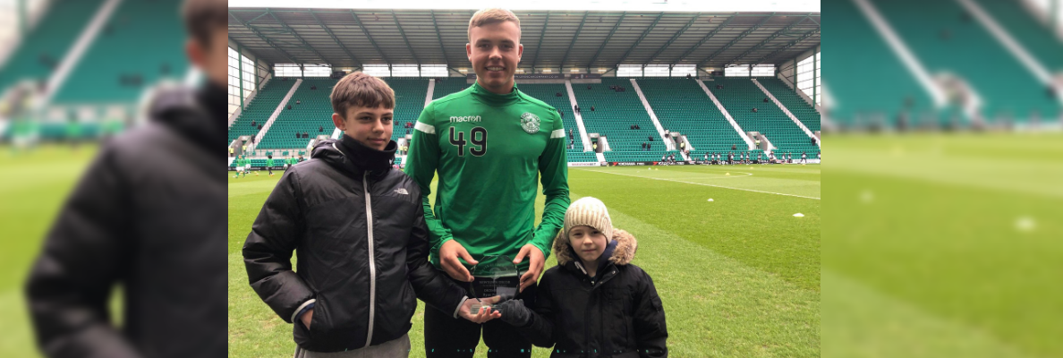 PORTEOUS NAMED NEWTOWN DECOR'S DECEMBER PLAYER OF THE MONTH