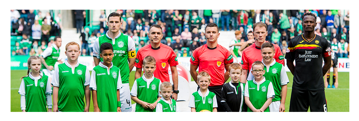 MASCOT PACKAGES AVAILABLE FOR HAMILTON MATCH