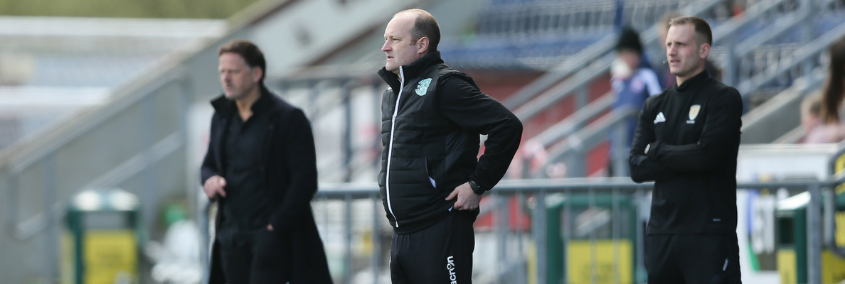 GRANT SCOTT APPOINTED HIBERNIAN LADIES' HEAD COACH