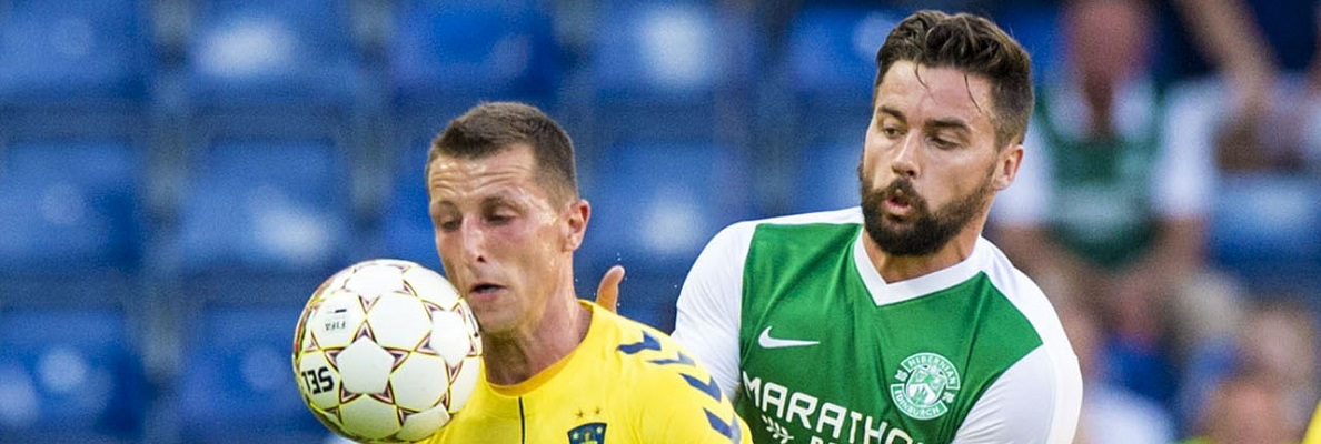 MCGREGOR TAKING POSITIVES FROM BRONDBY TIE