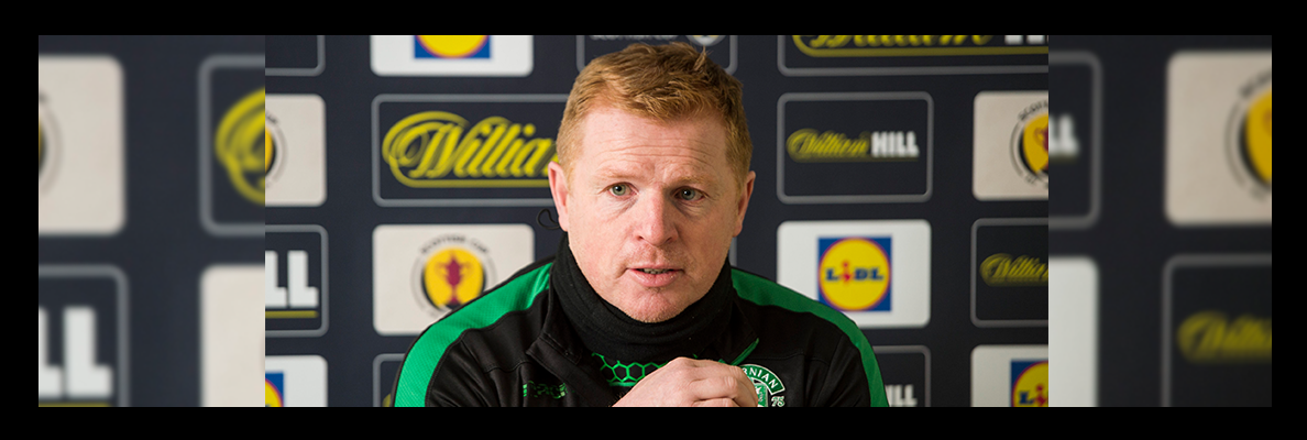 NEIL LENNON PREVIEWS SUNDAY'S DERBY