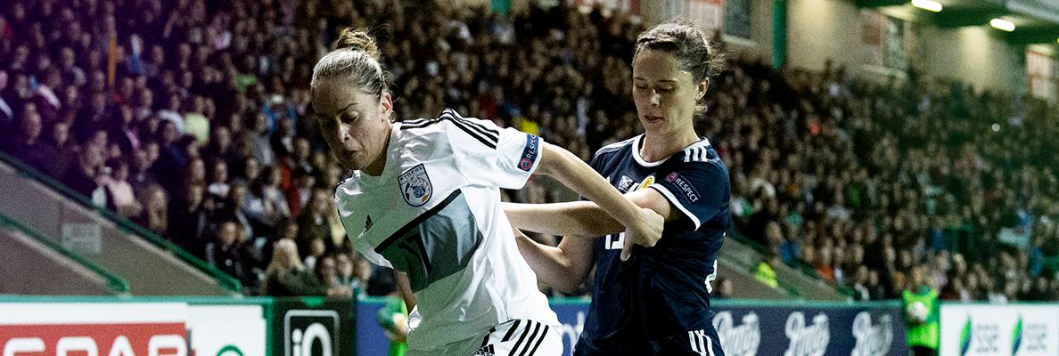 SURVEY SHOWS APPETITE FOR WOMEN'S FOOTBALL