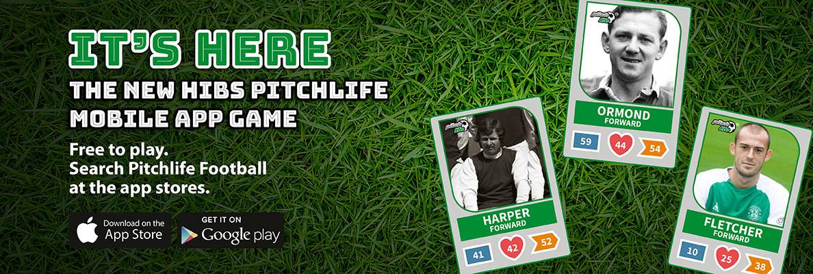 PITCHLIFE HIBERNIAN: THE GAME