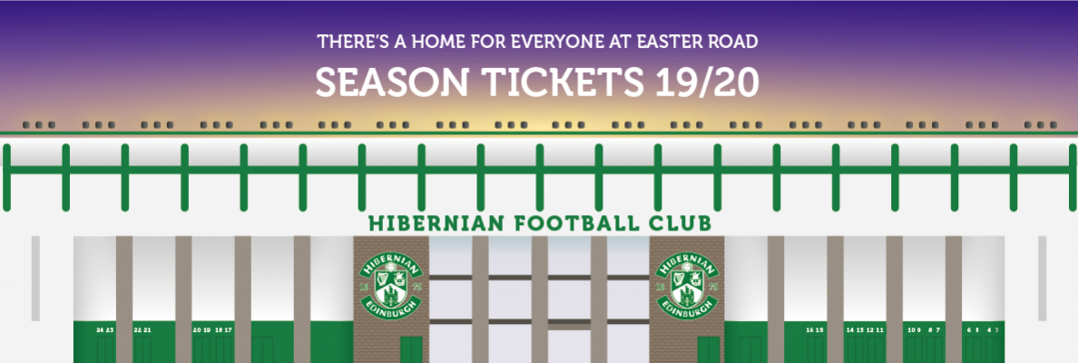 FOUR-MONTH SEASON TICKET PAYMENT PLAN BACK ON OFFER!