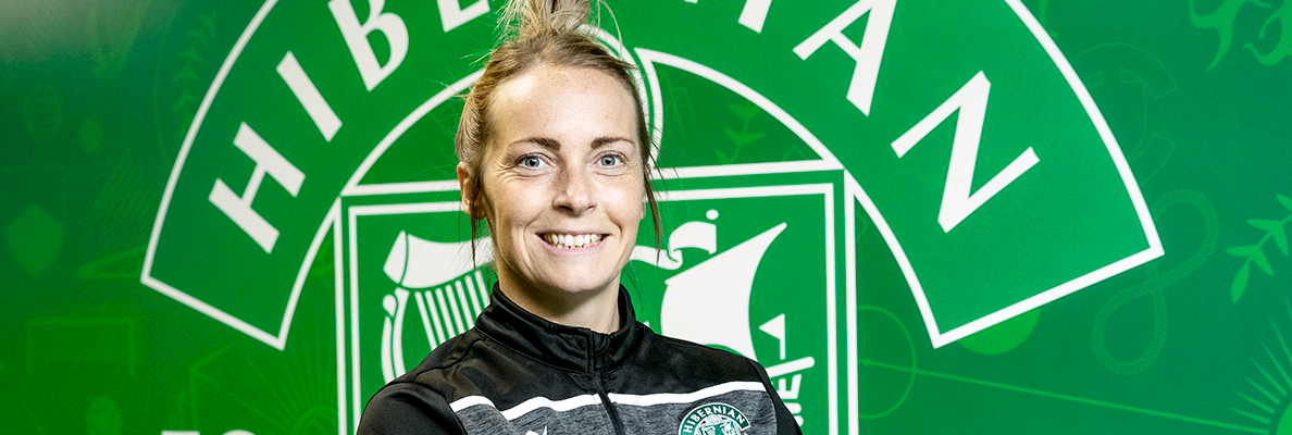 WHAT HIBS MEANS TO ME | JOELLE MURRAY