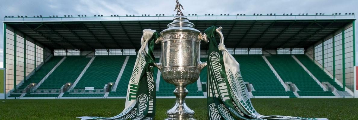 THIRD PARTY WITH THE SCOTTISH CUP NIGHT ANNOUNCED