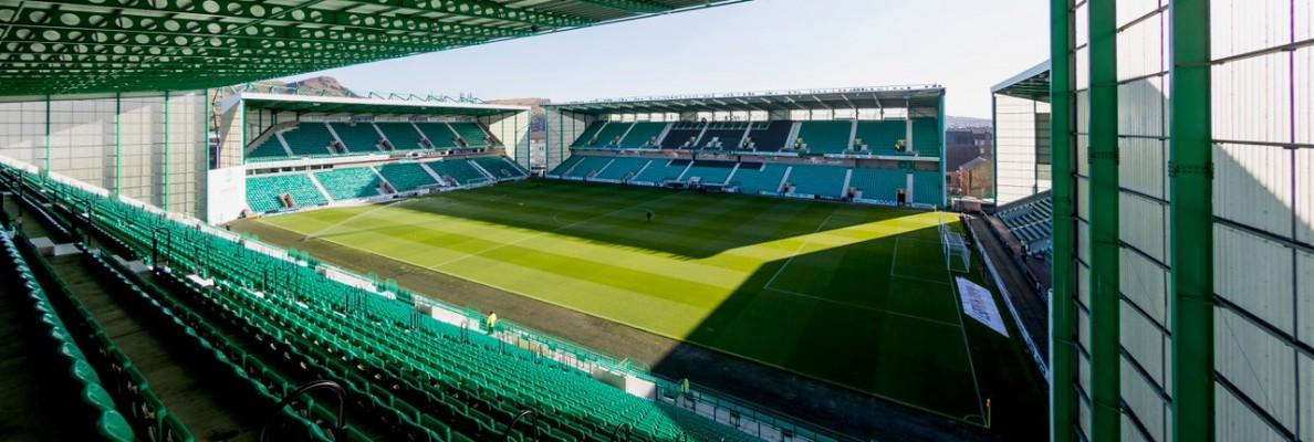 JOIN US AT EASTER ROAD THIS SUNDAY