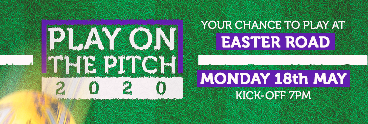 BOOK YOUR PLAY ON THE PITCH SPOT NOW!