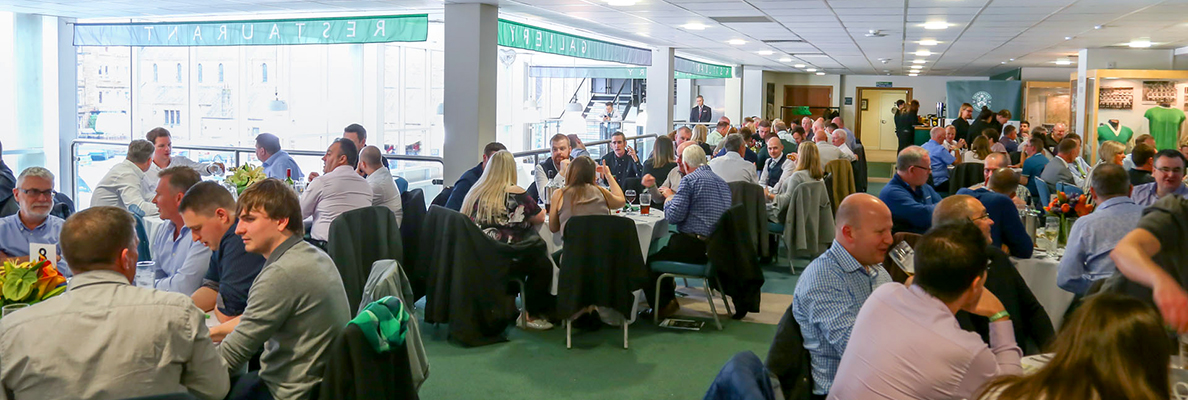 HOSPITALITY AVAILABLE FOR EUROPA LEAGUE SECOND QUALIFYING MATCH