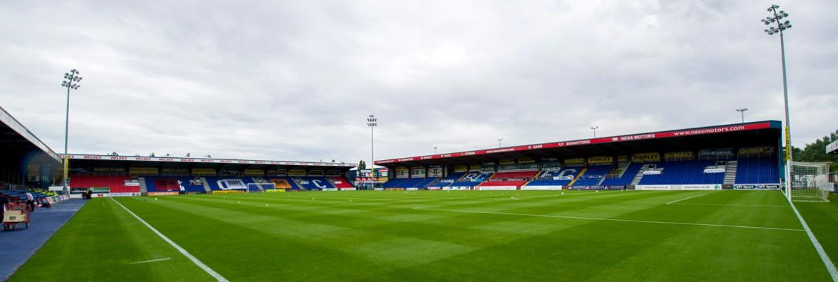 ROSS COUNTY TICKETS STILL AVAILABLE