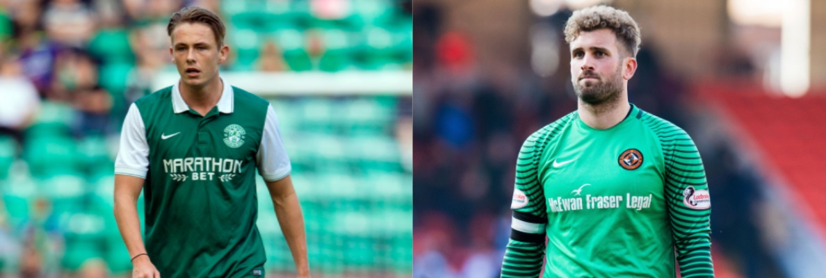 ALLAN AND BELL JOIN HIBERNIAN