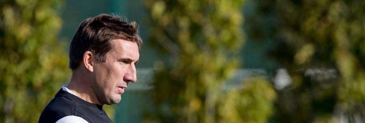 STUBBS ON EARNING FANS' TRUST