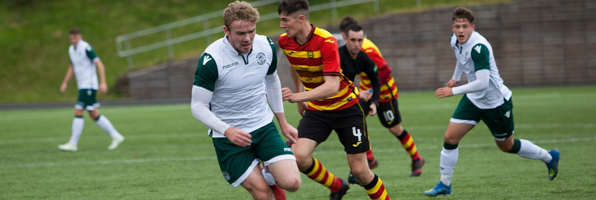 LEWIS ALLAN TARGETING MORE FIRST TEAM APPERANCES