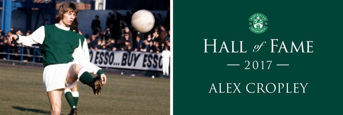 HALL OF FAME INDUCTEE | ALEX CROPLEY