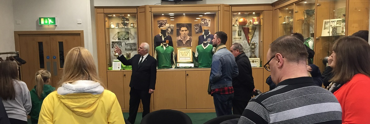 EASTER ROAD STADIUM TOURS THIS SUMMER