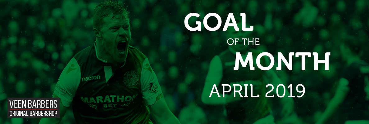 VOTING OPEN FOR VEEN BARBERS APRIL GOAL OF THE MONTH