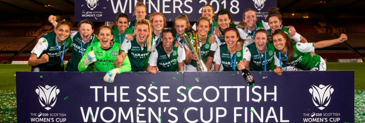 MICHIE FULL OF PRAISE FOLLOWING HIBERNIAN'S SCOTTISH CUP WIN
