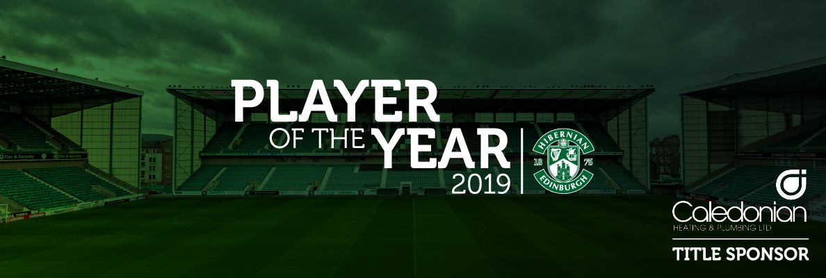 BOOK YOUR PLACE AT OUR 2019 PLAYER OF THE YEAR AWARDS