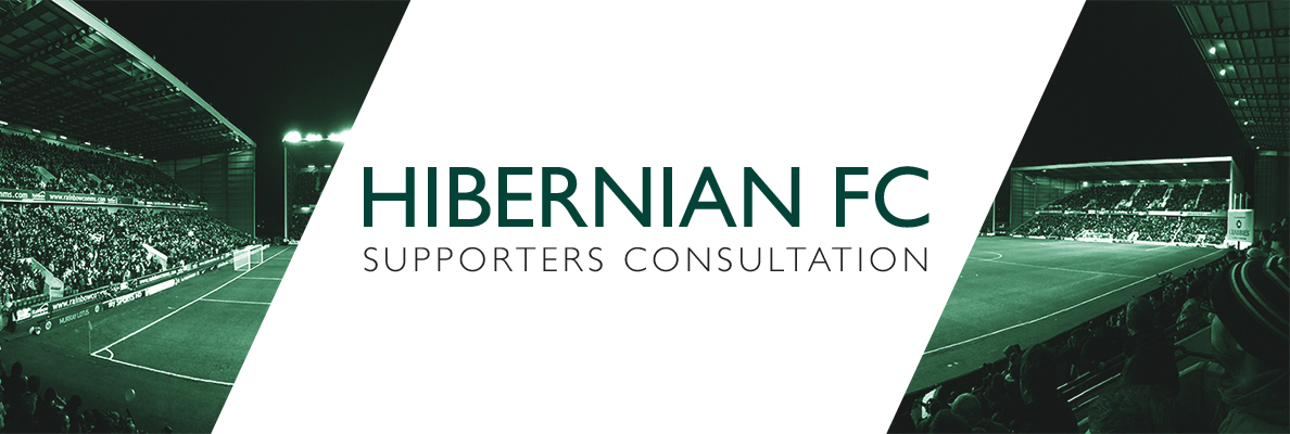 SUPPORTER CONSULTATION: HAVE YOUR SAY