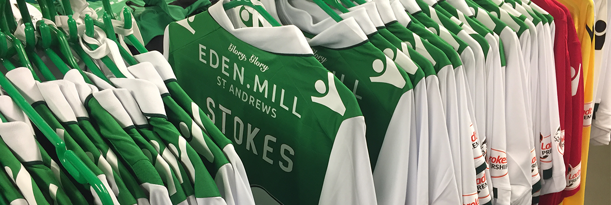 SQUAD NUMBERS CONFIRMED FOR NEW SEASON