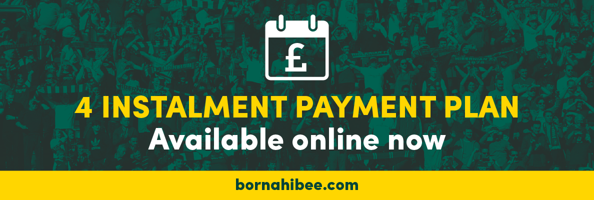 FOUR INSTALMENT PAYMENT PLAN INTRODUCED